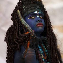 Shiva Mâlâ, un bijou, voyage au coeur de la spiritualité indienne.